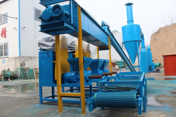 charcoal making machine
