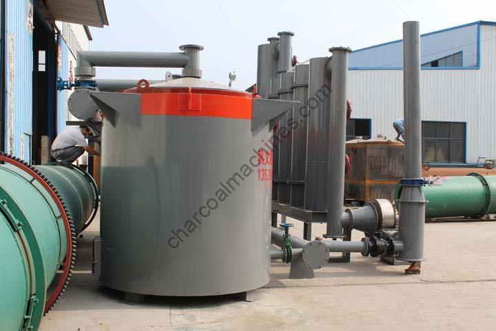 Flue gas purification equipment