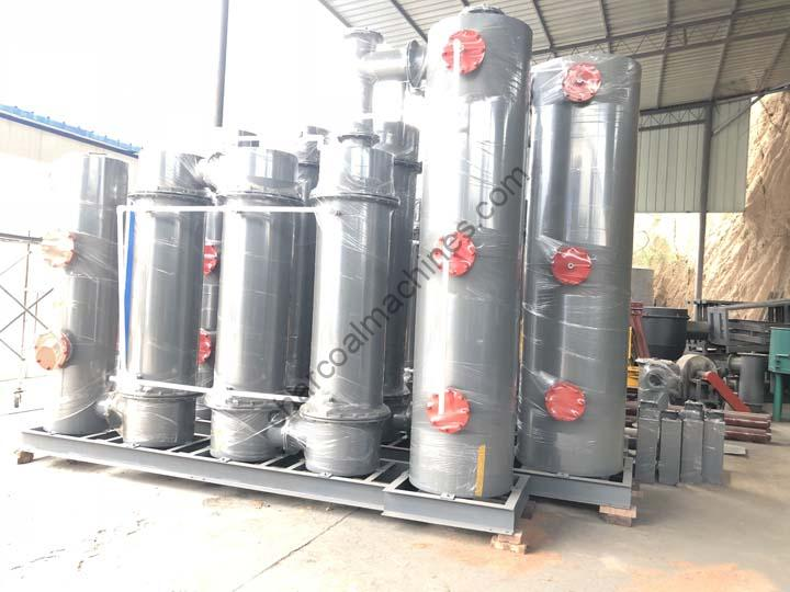 Flue gas purification