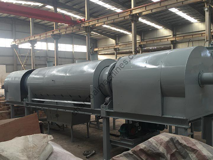 industrial charcoal furnace of Shuliy factory