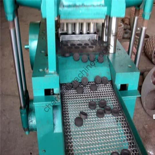 Shisha charcoal press machine - 3