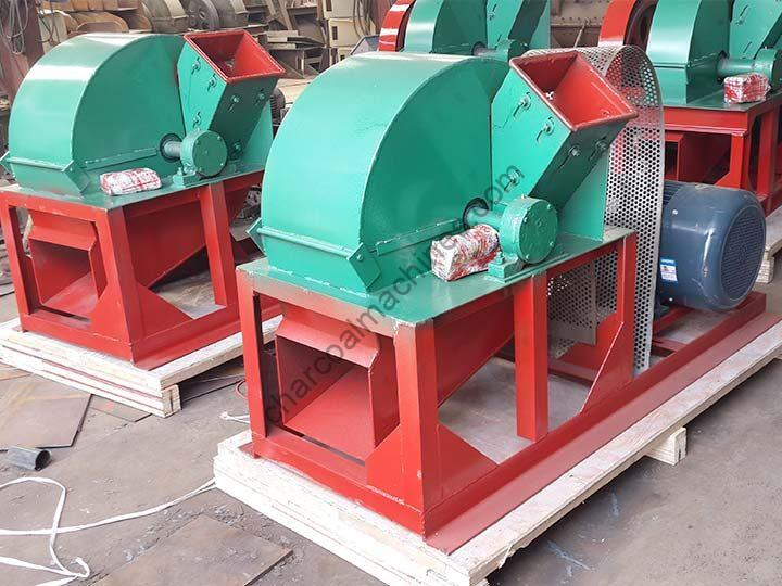 trusted wood shredder supplier of China