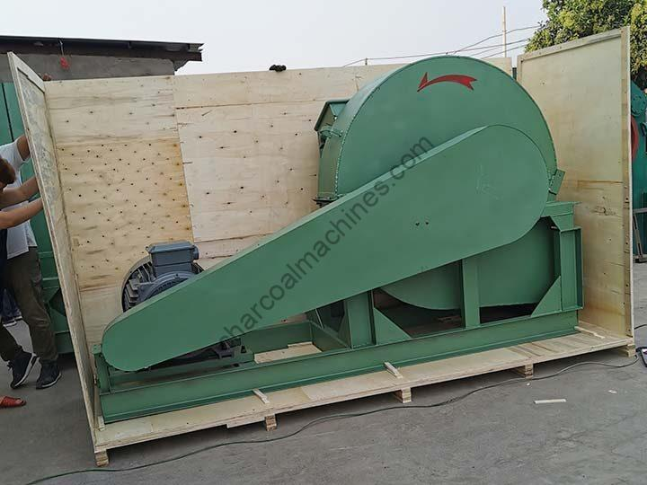 wood crushers for exporting