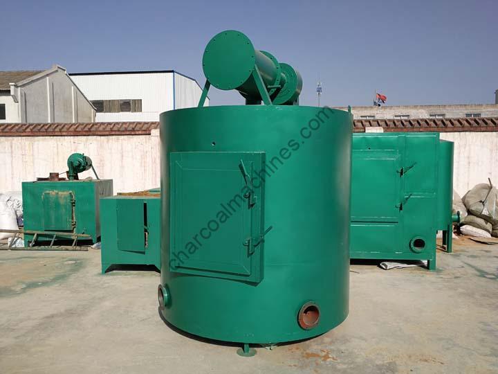 self-ignition carbonization furnace