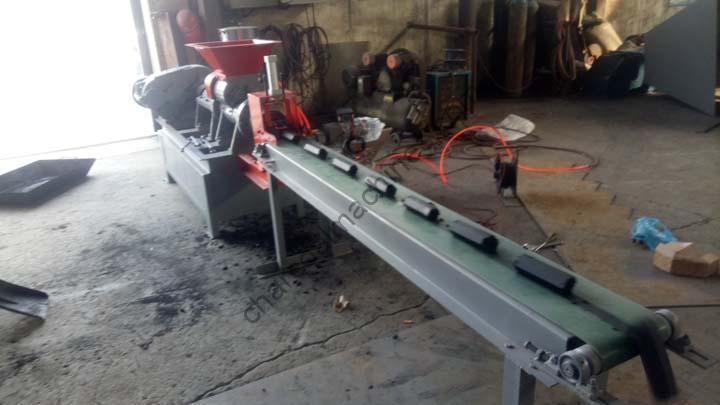 cutter machine with conveyor 4