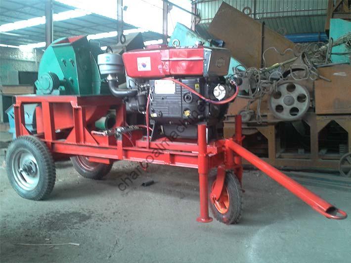 factory wood shaving machine