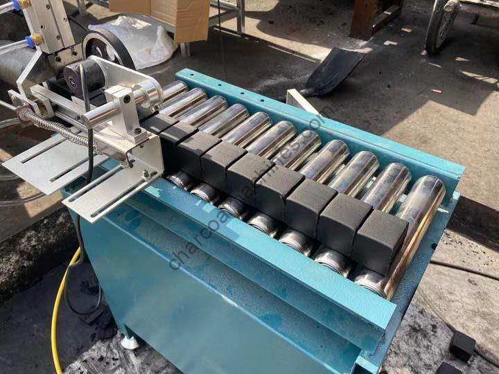 multifunctional charcoal cutter
