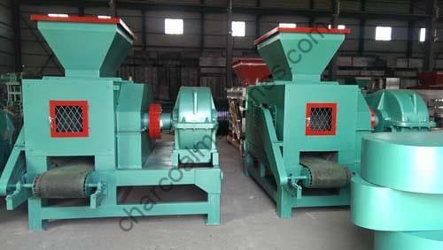 charcoal or coal ball press machine