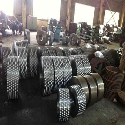 coal ball press machine spare parts