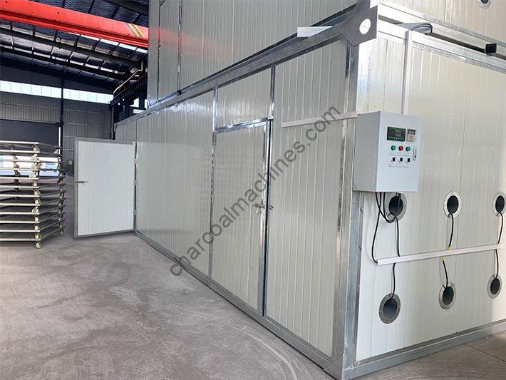 charcoal dryer manufacturer