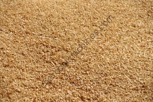 sawdust for drying with the electric dryer