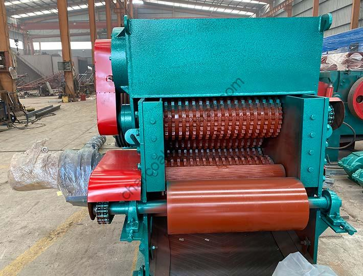 drum wood chipper with good price