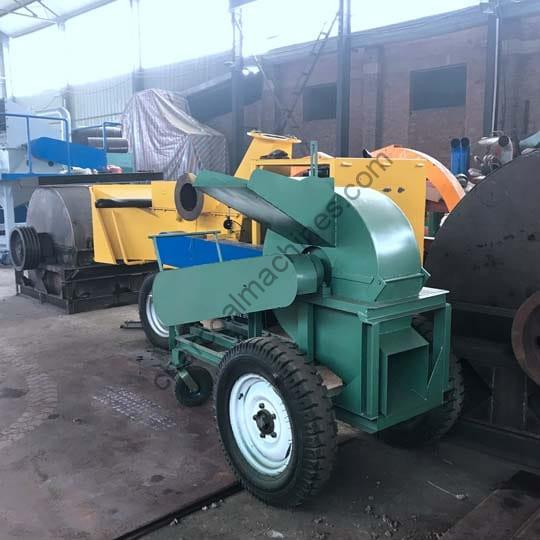 large type wood slicer machine