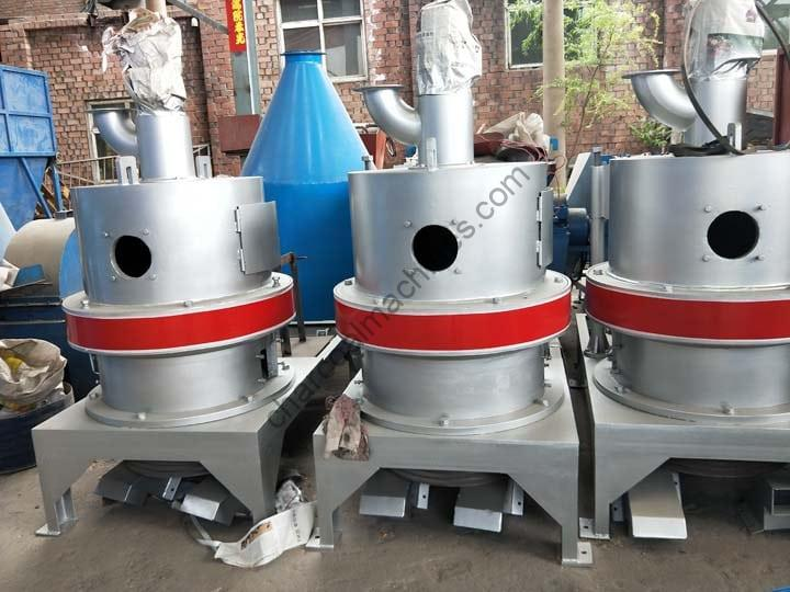 wood powder machines are in stock