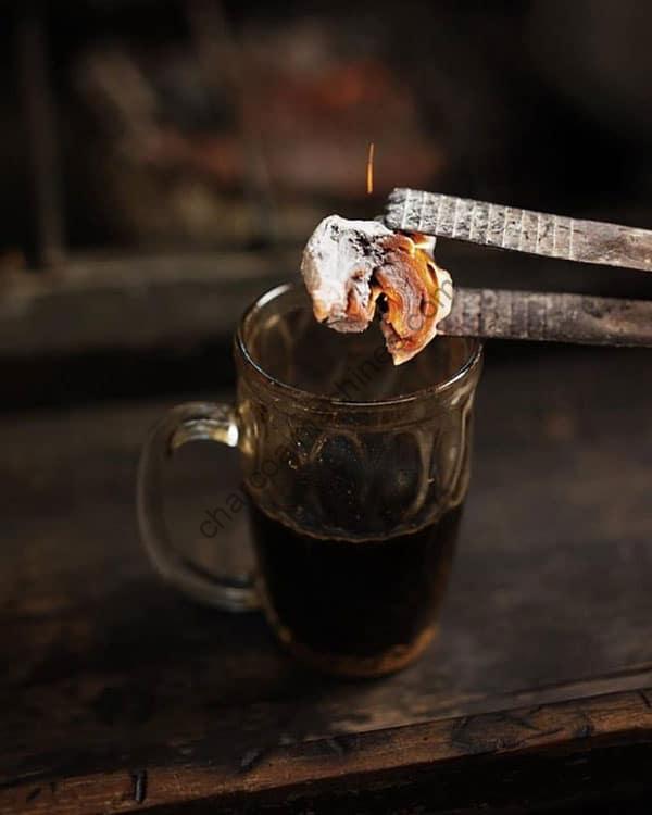 charcoal coffee Indonesia