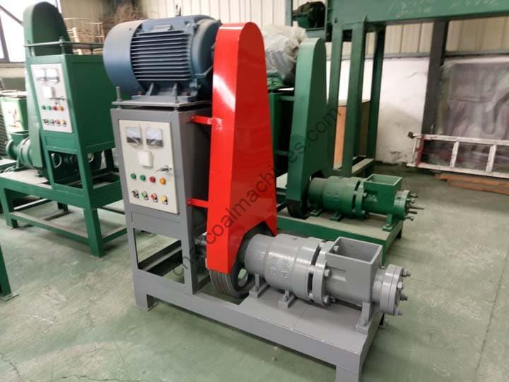 commercial sawdust briquetter machine