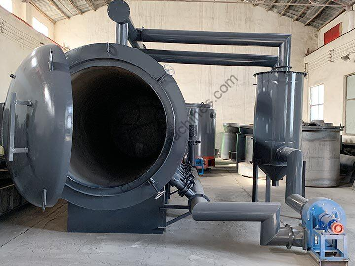 industrial charcoal furnace for sale