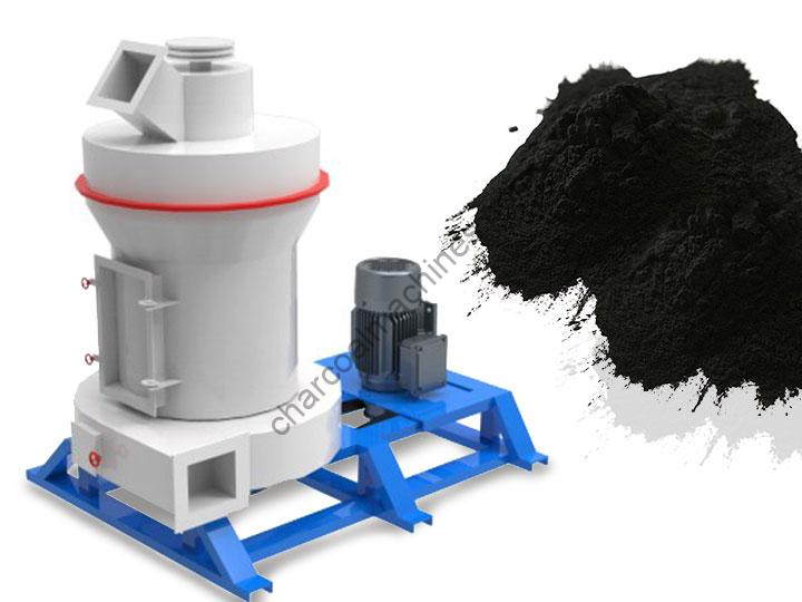 Raymond mill coal grinder