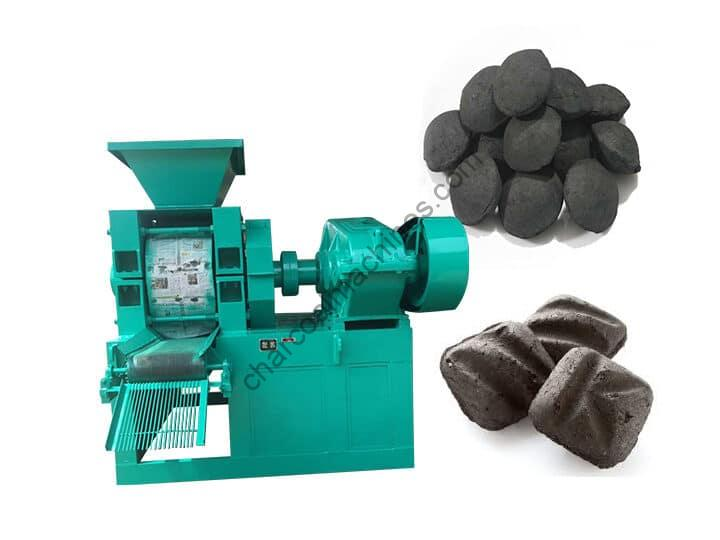 small barbecue charcoal machine for sale