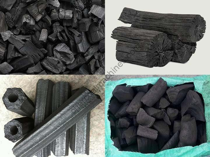 charcoal-production-effect-with-the-furnace
