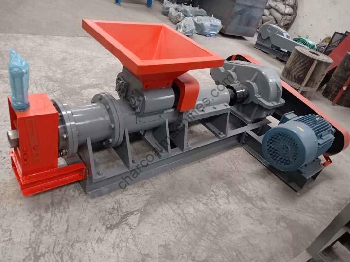 industrial briquettes extruder machine