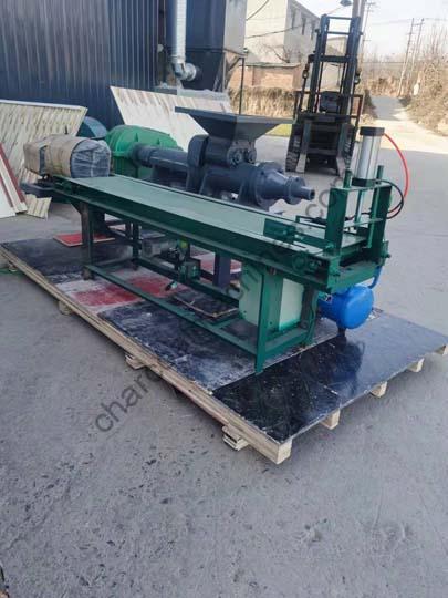briquette machine for shipping