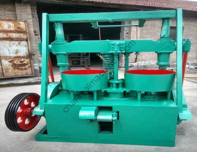 honeycomb charcoal briquettes press machine
