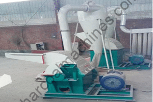 sawdust grinder