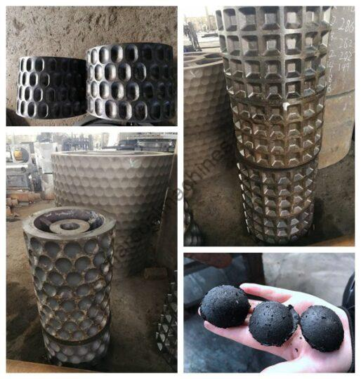 various press molds for making bbq charcoal briquettes