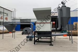 wood chips crusher